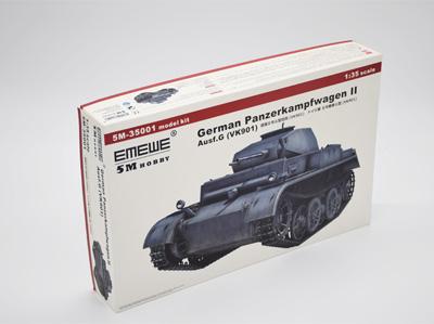 车仔模型包装盒